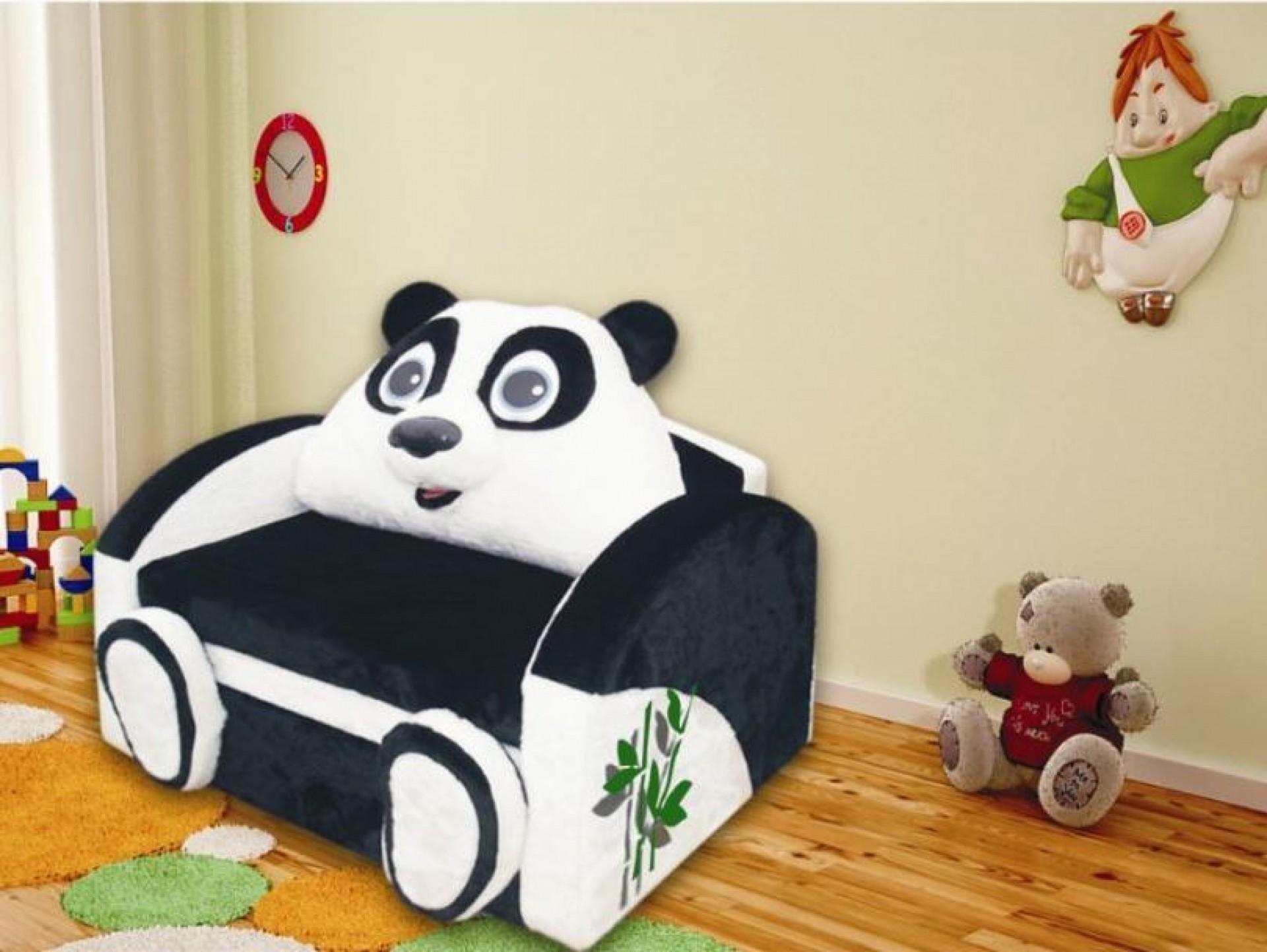 """Детский диван """"Панда"""""""