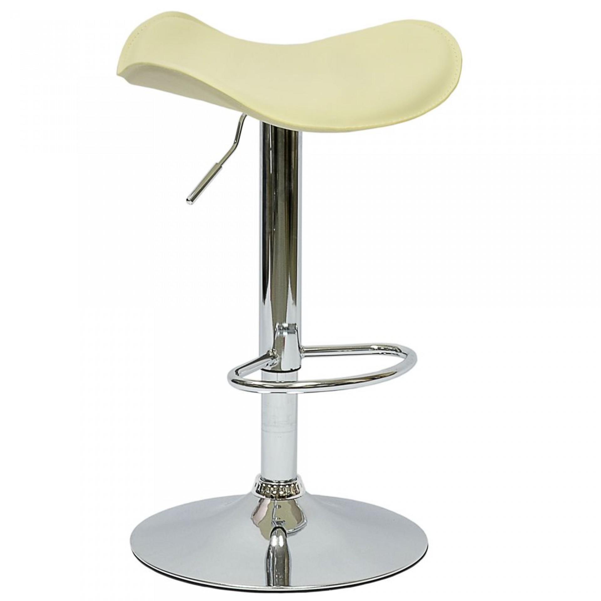 "Барный стул ""Barneo N-15 Skat"" бежевый"