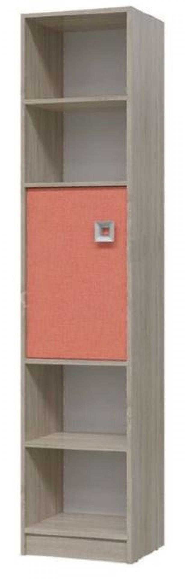 """Шкаф-стеллаж с дверкой """"Сити"""""""