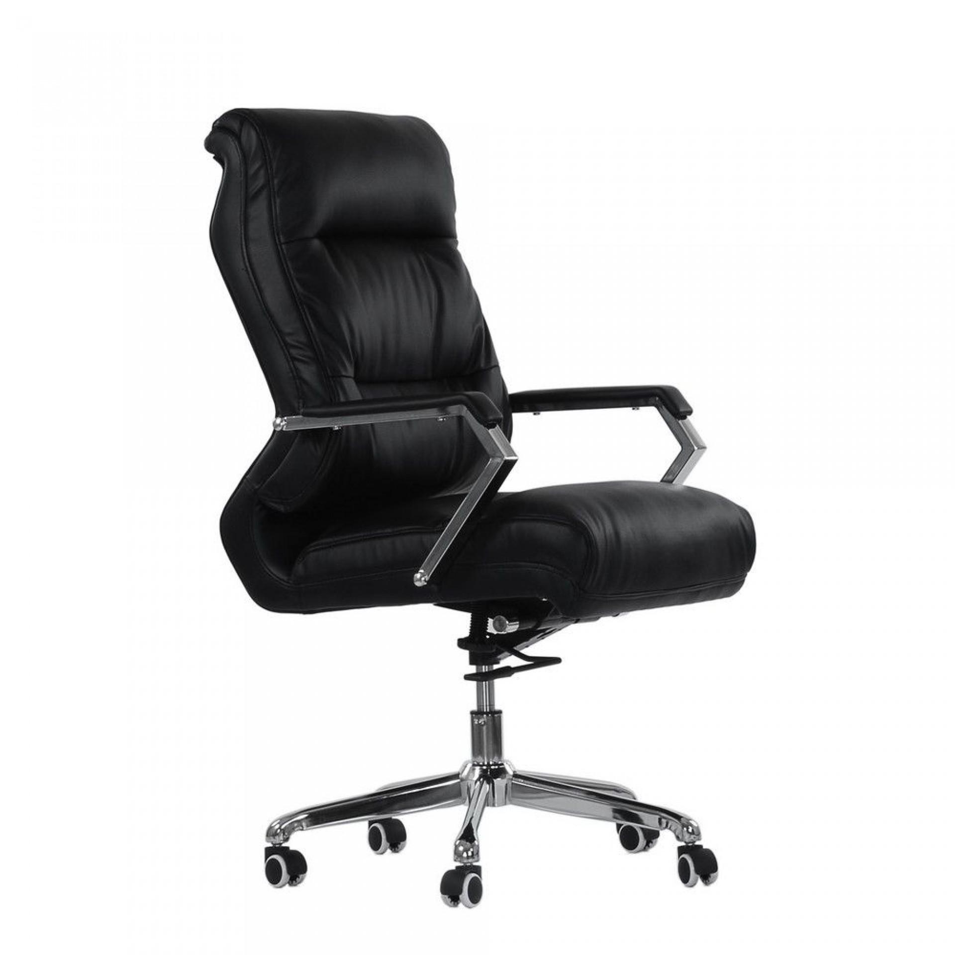 """Кресло """"K-18"""" для руководителя черный"""