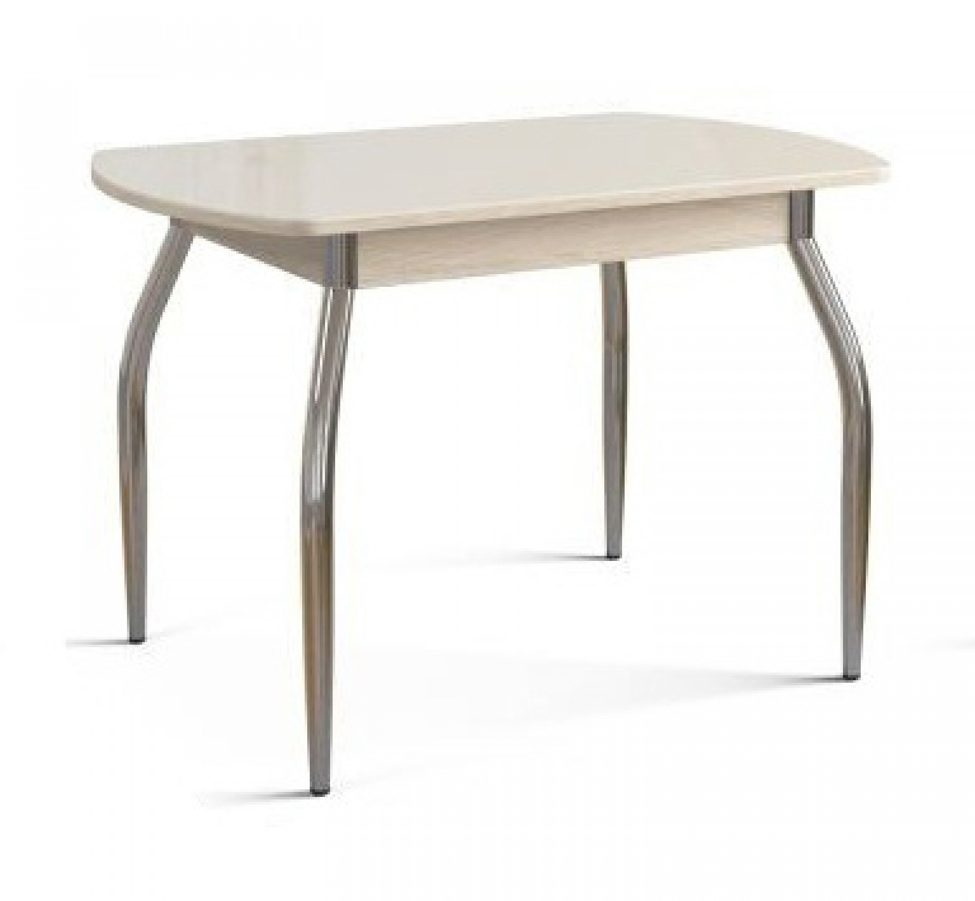 Стол Asti-Color (белый/стекло)