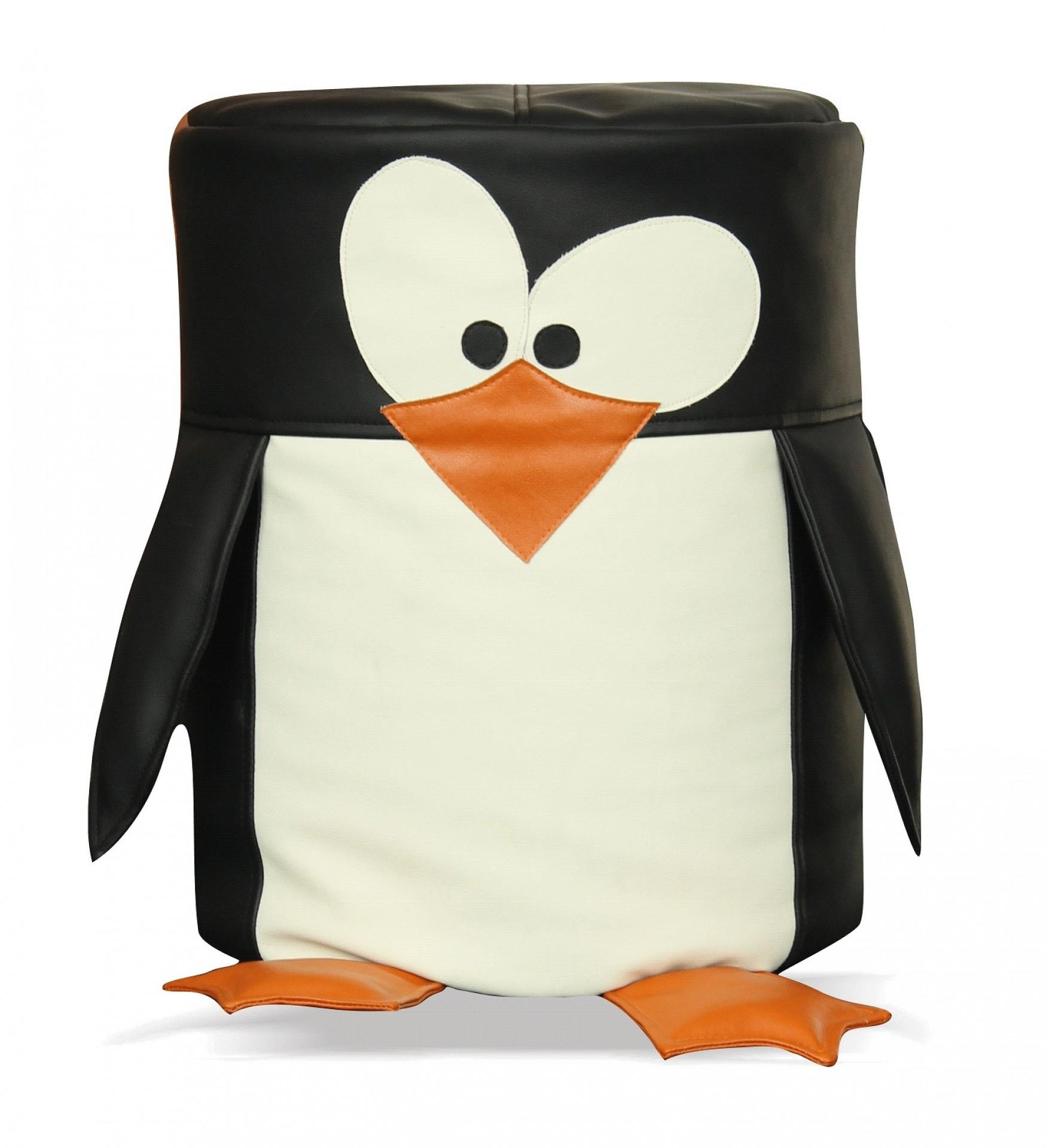 "Пуф ""Пингвинёнок"""