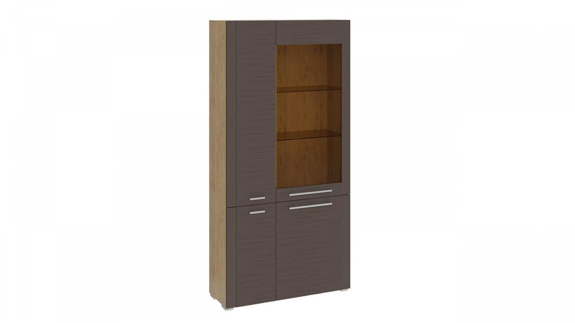 """Шкаф для посуды с 4-я дверями """"Николь"""""""