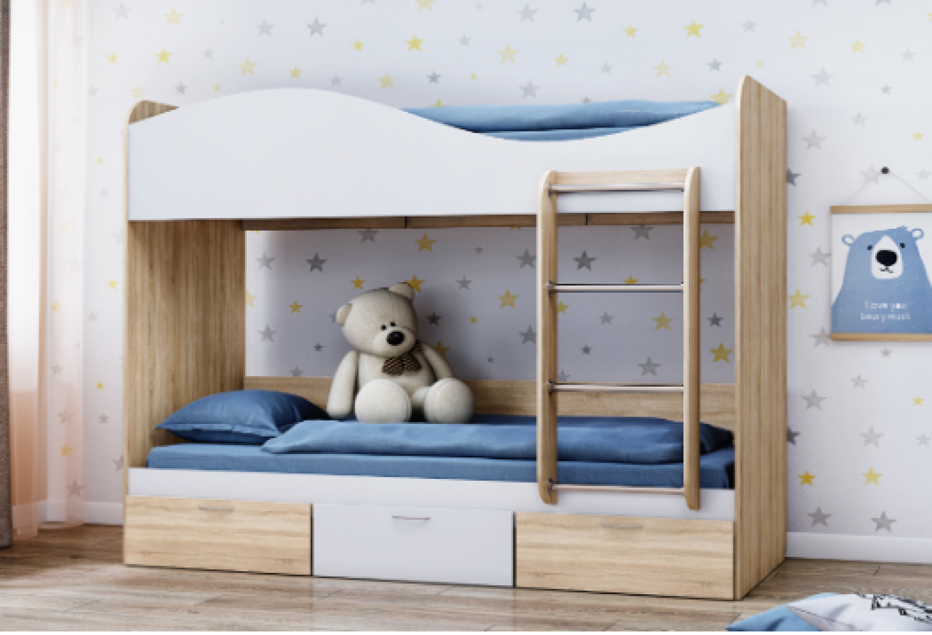 """Кровать """"Кр-5"""""""