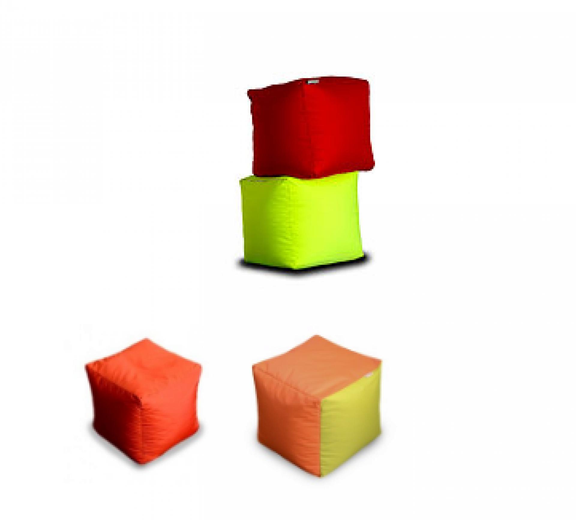 Пуф-куб, детский
