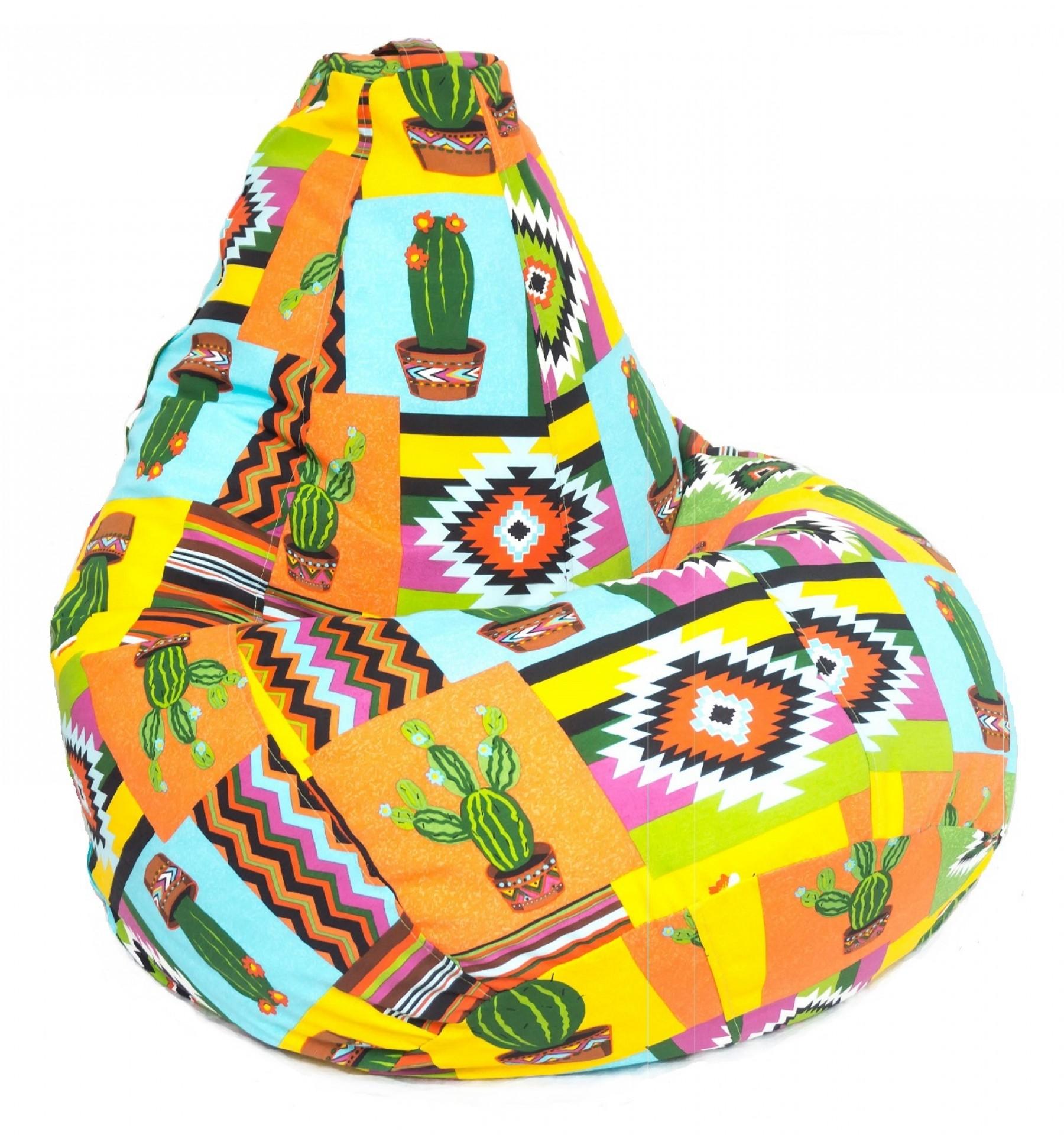 Кресло-мешок Кактус