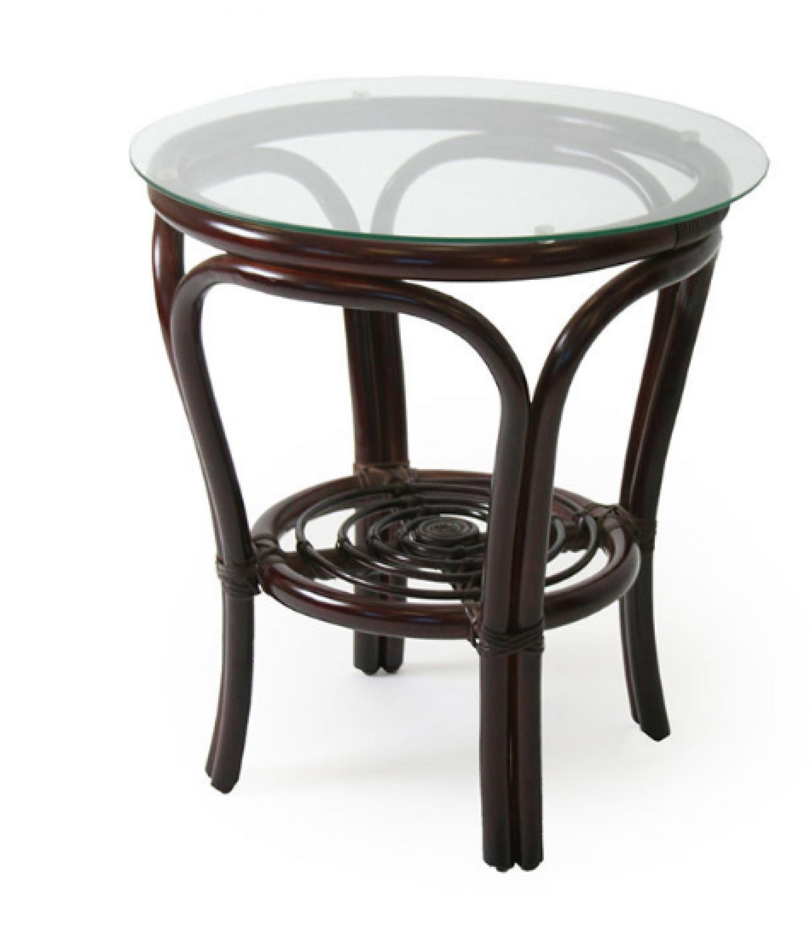 """Журнальный столик """"Bali """" со стеклом"""