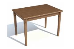 """Стол для гостиной прямоугольный """"Барсук"""""""