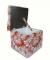 Пуфик-шкатулка в открытом виде