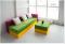 """Модульный диван-трансформер """"Идея Фикс"""" шестнадцатая миниатюра"""