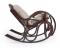 """Кресло-качалка """"Bella"""" с подушкой третья миниатюра"""