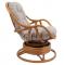 """Кресло-качалка """"Kara"""" с подушкой купить недорого"""
