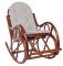 "Кресло-качалка ""CLASSIC"" с подушкой приобрести в Томске миниатюра"