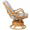 """Кресло-качалка """"SWIVEL ROCKER"""" с подушкой вторая миниатюра"""