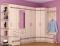 """Шкаф 2-х створчатый """"Фрегат"""" третья миниатюра"""