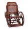 """Кресло-качалка """"Coral"""" с подушкой вторая миниатюра"""
