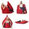 Кресло-подушка-трансформер Нейлон с ремнями одиннадцатая миниатюра