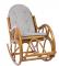 """Кресло-качалка """"CLASSIC"""" с подушкой четвертая миниатюра"""