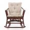 "Кресло-качалка ""Canary"" с подушкой миниатюра"