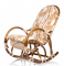 """Кресло-качалка """"Верба"""" с подушкой"""